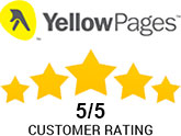 Yellowpages Customer Rating